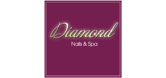 Diamond Nails & Spa                      Logo