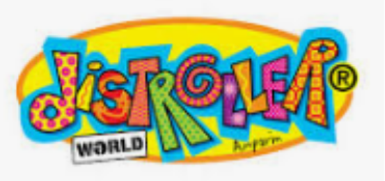 Distroller World Logo