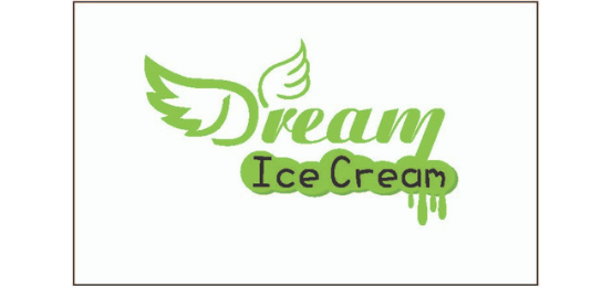 Dream Ice Cream Logo