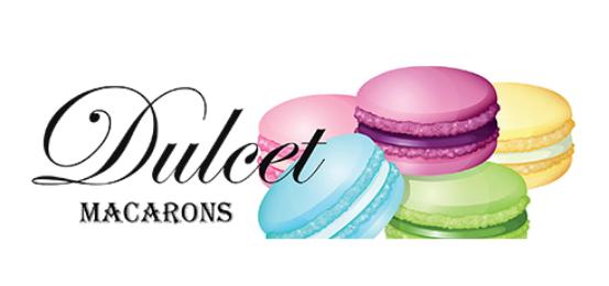 Dulcet Macarons Logo