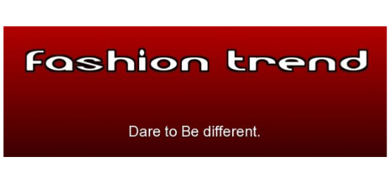 Fashion Trend Logo