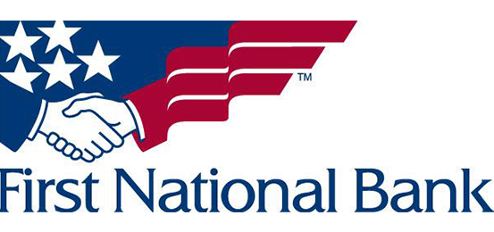 First National Bank Logo