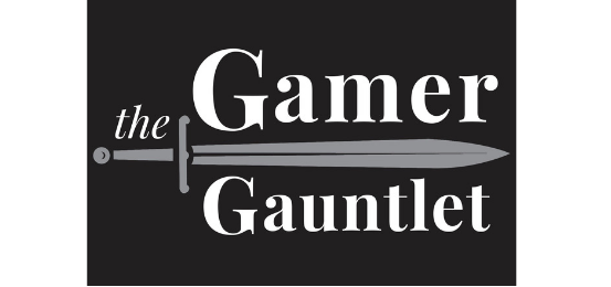 The Gamer Gauntlet Logo
