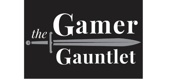 The Gamer Gauntlet Logo