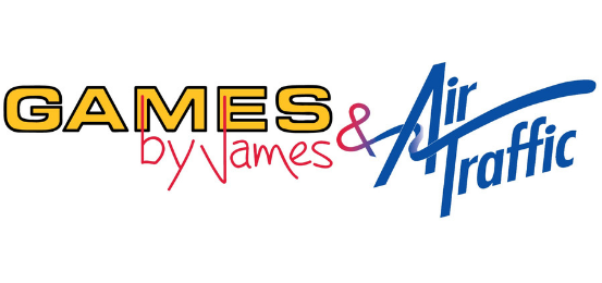Games By James - Air Traffic Logo