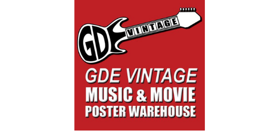GDE Vintage                              Logo