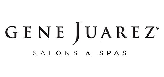 Gene Juarez Salons Logo