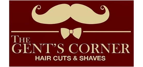 The Gent's Corner Hair Cuts & Shaves Logo