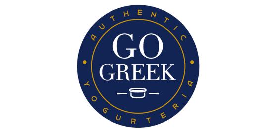Go Greek Yogurteria Logo