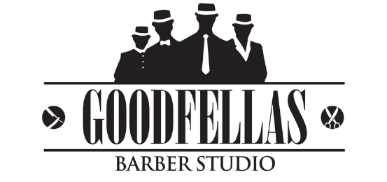 Goodfellas Barber Studio Logo