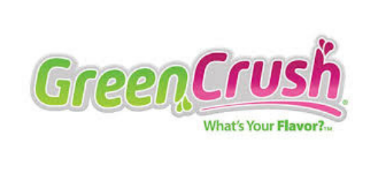 Green Crush                              Logo