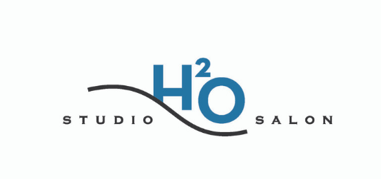 Studio H2o Salon                         Logo