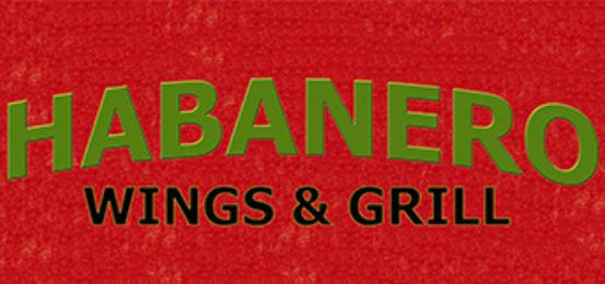 Habanero Wing & Grill                    Logo