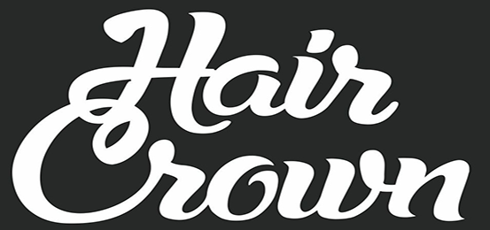 Hair Crown                               Logo