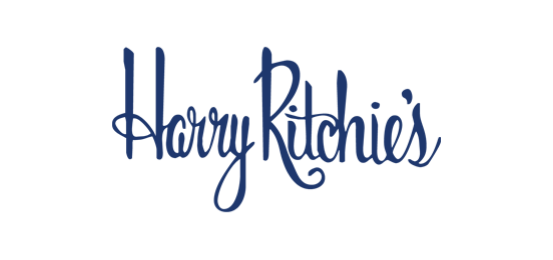 Harry Ritchie's                          Logo