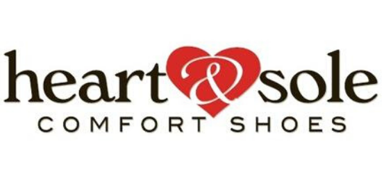Heart & Sole Comfort Shoes Logo