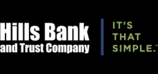 Hills Bank & Trust Company Logo