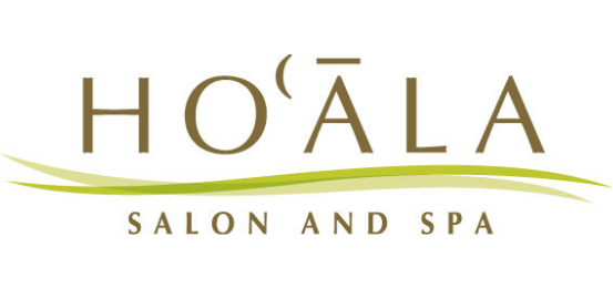 Ho'ala Salon and Spa – Aveda Logo