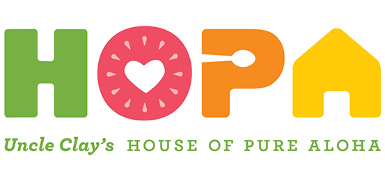 Uncle Clay's House Of Pure Aloha Logo