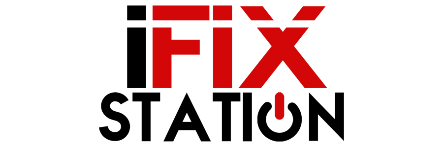 Ifix Station - Coming Soon Logo