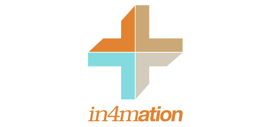 인4메이션 (In4mation) Logo