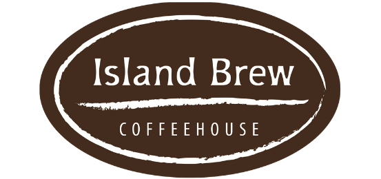 Island Brew Coffeehouse Logo