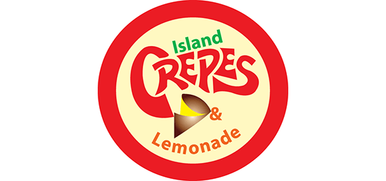 Island Crepes & Lemonade                 Logo