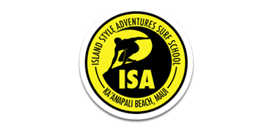 Island Style Adventures Surf School Logo