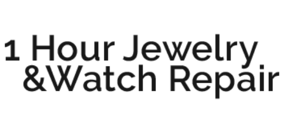 1 Hour Jewelry And Watch Repair Logo