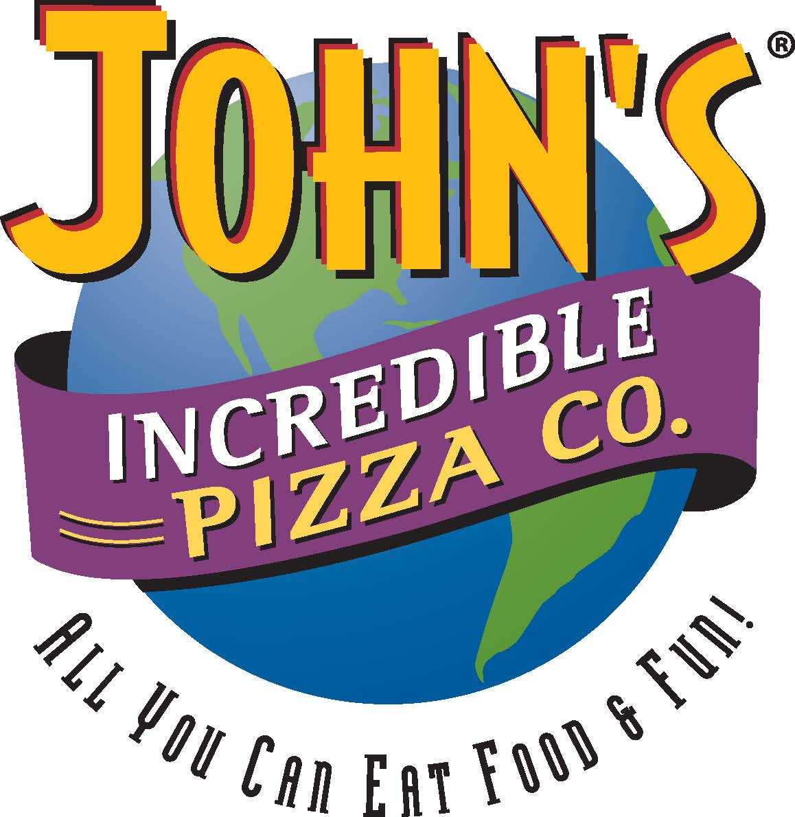 John's Incredible Pizza Co.              Logo