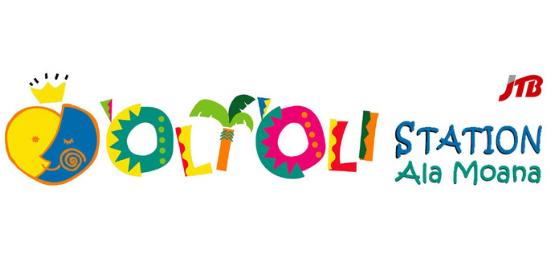JTB 'OLI'OLI 旅遊巴士站 Logo
