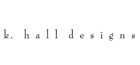 K. Hall Designs Logo