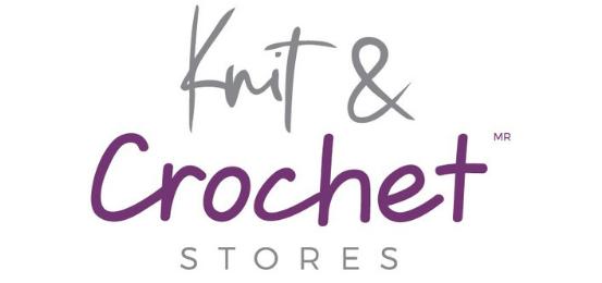 Knit & Crochet Stores Logo
