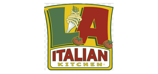 L.A. Italian Kitchen logo
