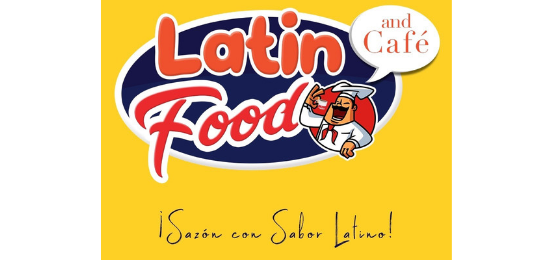 Latin Food & Cafe Logo