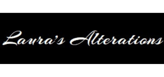 Laura's Alteration & Tailor Express Logo