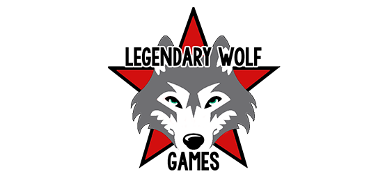 Legendary Wolf Games Logo