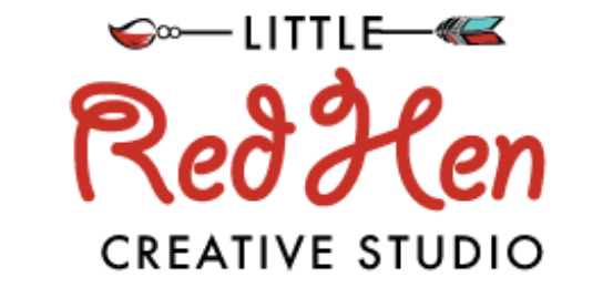 The Little Red Hen Logo