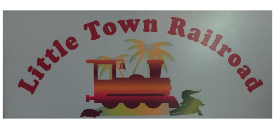 Little Town Railroad Logo