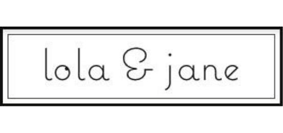Lola & Jane Logo