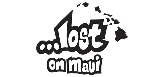 Lost On Maui Logo