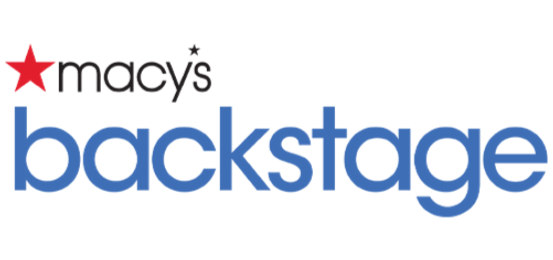 Macy's Backstage Logo