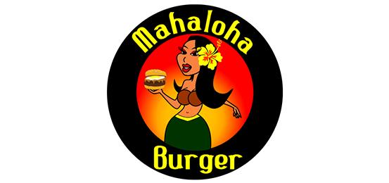 Mahaloha Burger Logo
