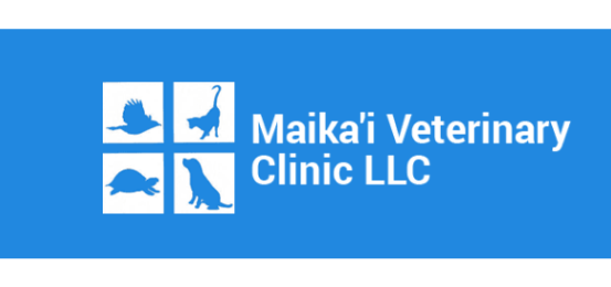Maika'i Veterinary Clinic                Logo