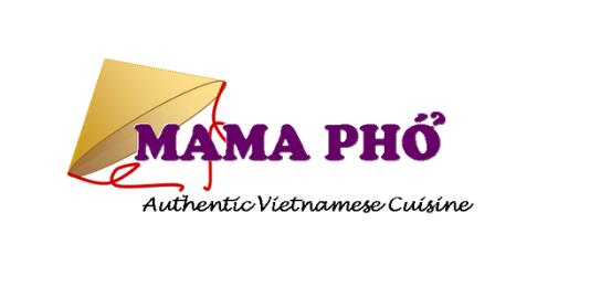마마 포 (Mama Pho) Logo