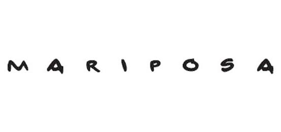 Mariposa Restaurant Logo
