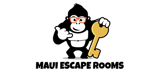 Maui Escape Rooms Logo