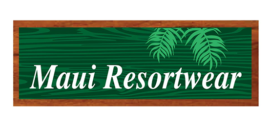 Maui Resort Wear Logo