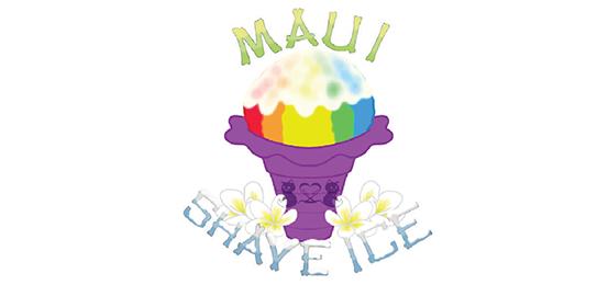 Maui Shave Ice Logo