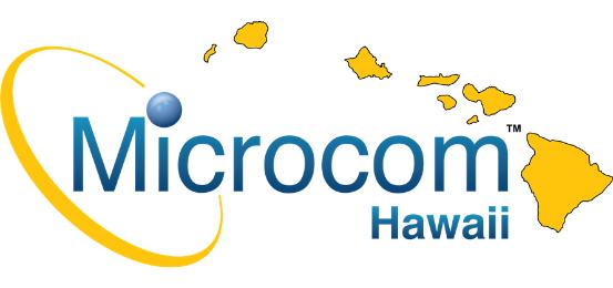 MICROCOM                                 Logo